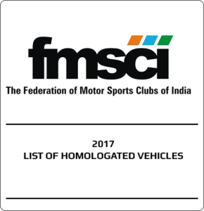 List of Homologated Vehicles – 4W