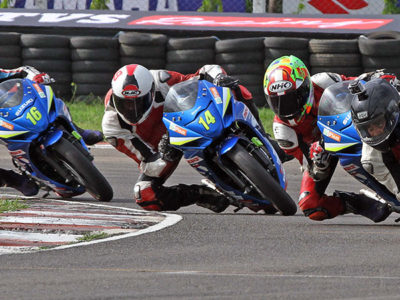 MRF MMSC FMSCI Indian National Motorcycle Racing Championship